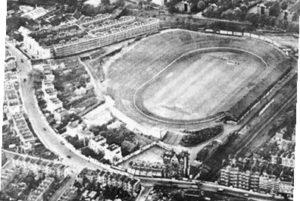 Chelseas Stamford Bridge historiskt foto