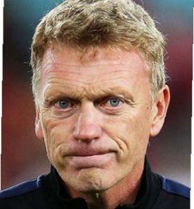 David Moyes ny tränare Sunderland