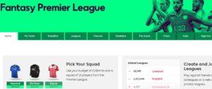 Fantasy Premier League Om