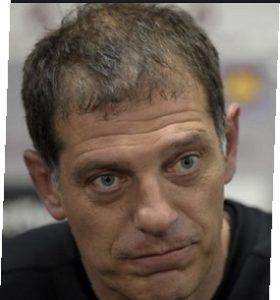 Huvudtränaren Slaven Bilic