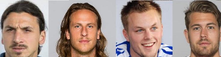 Alla Svenskar i Premier League 2016