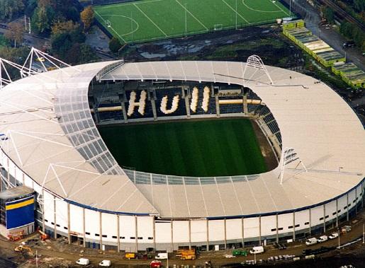 KCOM Hull stadion