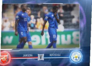 Spelvecka 2 Leicester Arsenal