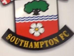 Southampton logo Spelvecka 3